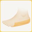 Co koryguje właściwe ustawienie stopy w butach Memo